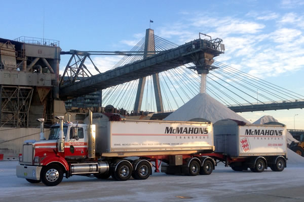 McMahons Transport Civil Industries